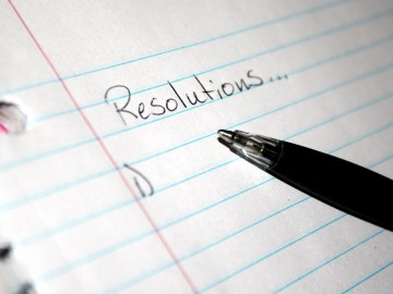 Entrepreneur New Year's Resolutions