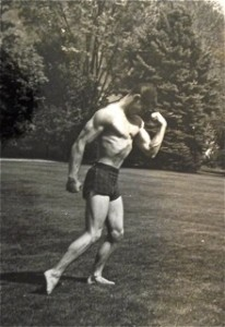 Ray Zinn - Youth Gymnast