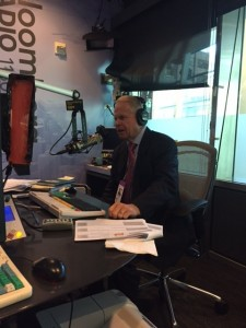Ray on Bloomberg Radio