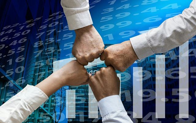 Business tech partnerships