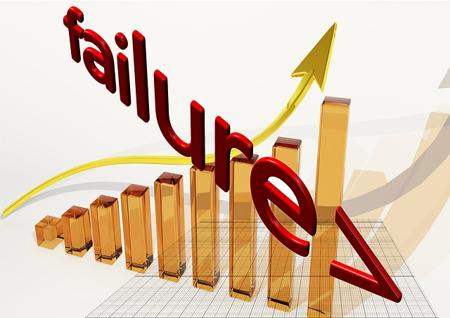 failure and success in business
