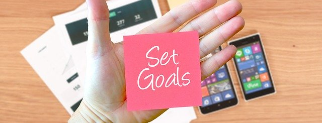 How to set goals for your business and your life
