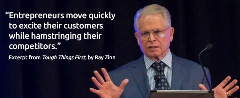 Entrepreneurs move quickly