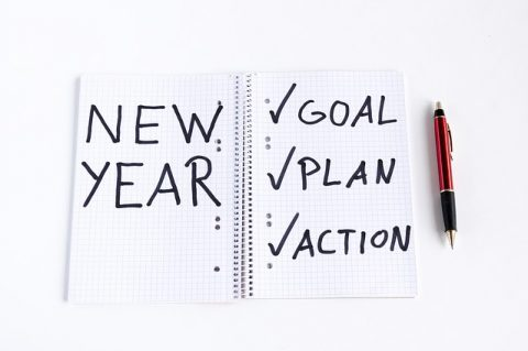 Entrepreneur New Year Resolutions
