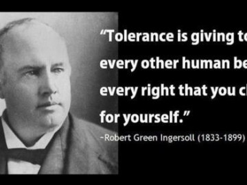 Tolerance is Possible